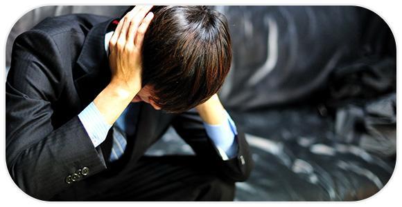 ストレスと睡眠の悩み