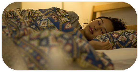 レム睡眠の特徴とは?