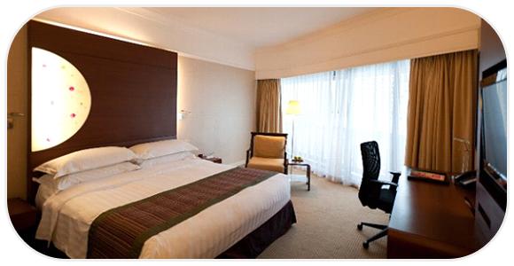 高級ホテルの一室