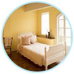 安眠できるカラーは何色?寝室のカラーコーディネートにおすすめの色