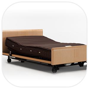電動タイプのベッドフレーム