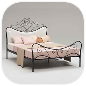 女性向けのベッドフレーム