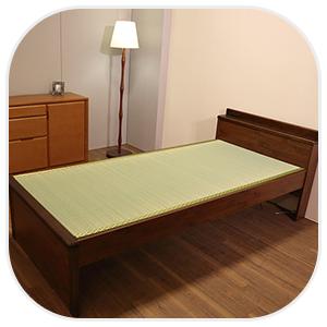畳タイプのベッドフレーム