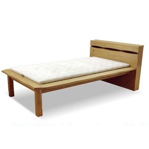 桐簀子ベッド