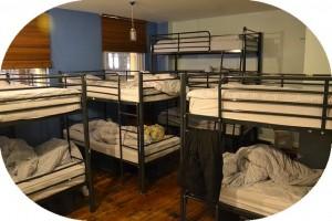 2段ベッドは秘密基地?