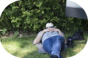 居眠りを防ぐため、積極的にシエスタしよう