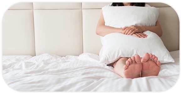 寝不足の弊害について